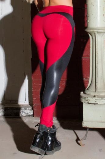Calça Legging Power Red